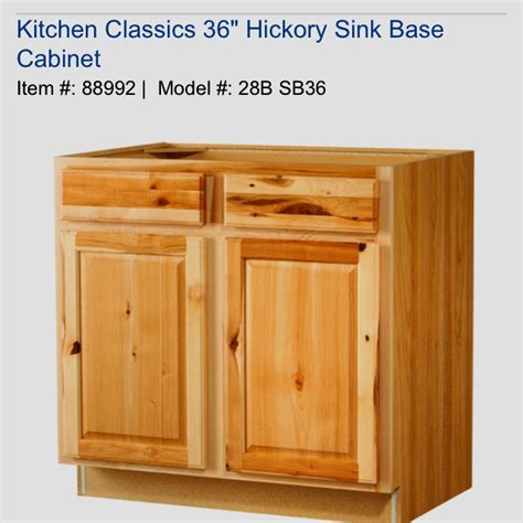 hickory kitchen cabinets lowes kitchen cabinets from lowes hickory akitchen pinterest