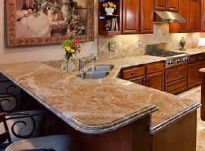 Different Color Granite Kitchen Countertops