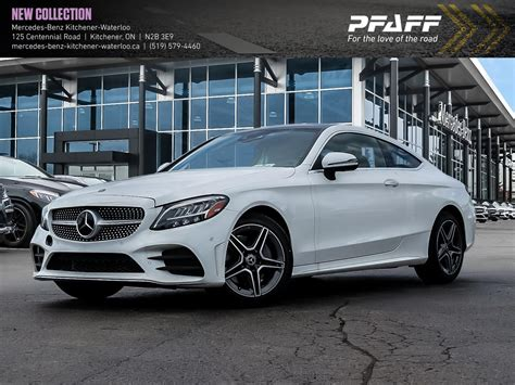 These are some of the trickiest vehicles about which to work up a hard line of reasoning and analysis. New 2020 Mercedes-Benz C300 4MATIC Coupe 2-Door Coupe in Kitchener #39792 | Mercedes-Benz ...
