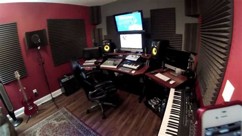 Home Recording Studio : How To Turn Any Room Into A Recording Studio