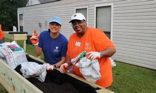 home depot spruces  baton rouge affordable housing