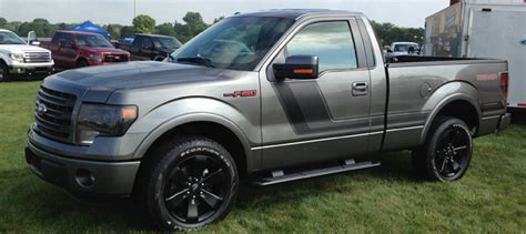 sporty ecoboost powered tremor joins    lineup