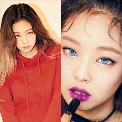 black pink blue eyes pop amino