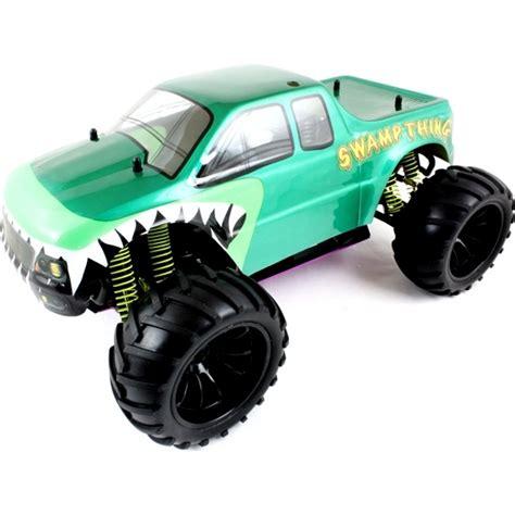 nitro monster 1 10 nitro rc monster truck sw thing