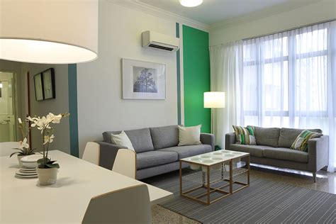 The Cheongsam Theme Serviced Apartment In Singapore