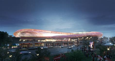 Design: St. Louis MLS Stadium – StadiumDB.com