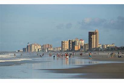 Jacksonville Beaches Reopening Florida Beach Daily Parks