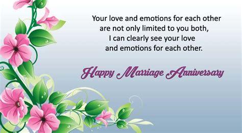 wedding anniversary wishes  friends marriage anniversary wishes  friends