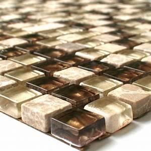 Mosaik Fliesen Kaufen : glas marmor naturstein mosaik beige gold g129 m ~ Frokenaadalensverden.com Haus und Dekorationen