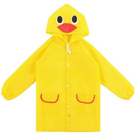 jas ujan anak jas hujan anak kartun yellow jakartanotebook