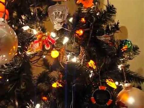 harley davidson christmas tree youtube