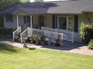 Porches Project Five - Handicap Ramp