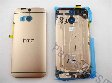 how to open htc one m8 back cover htc one m8 battery cover gold 74h02615 03m parts4gsm