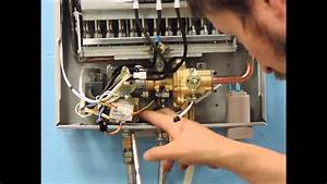 Espanol  Spanish  Marey Power Gas Tankless Water Heater Troubleshooting  Part 2  U0026quot Does Not Light