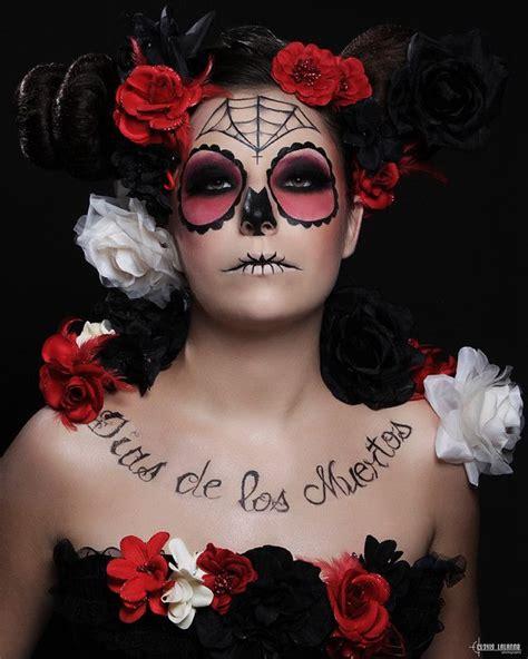 tete de mort mexicaine maquillage recherche