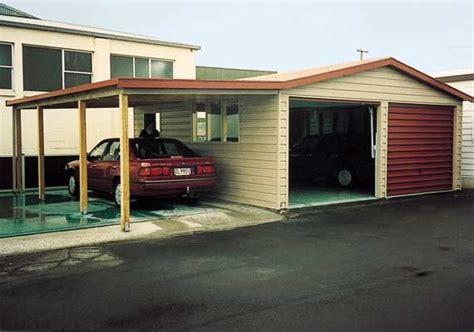 Add Garage Door To Carport by Garage 6m X 6m Garages Skyline Buildings Carriage