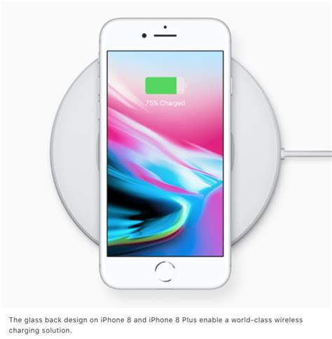 iphone 8 wireless charging wireless charging pads for iphone 8 8 plus and x are