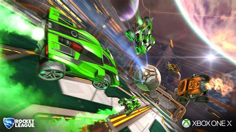 rocket league receiving enhanced xbox support