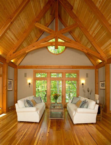 home interiors photos timber frame timber frame home interiors new energy works