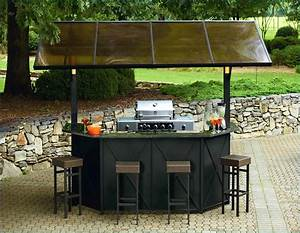 Outdoor Grill Station Home Design Ideas