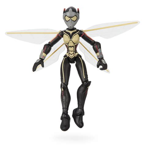 ant man  wasp toybox action figures