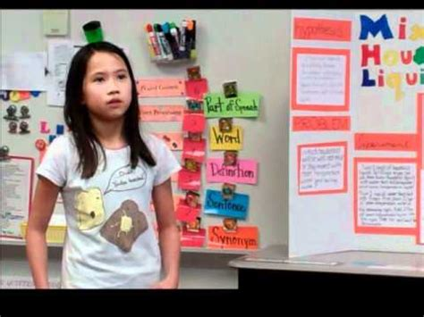 Science Fair Projects 4th Grade
