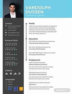 formatted resume free resume for experienced software engineer template