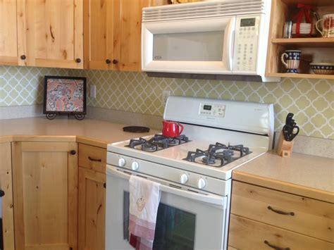 washable wallpaper for kitchen backsplash vinyl quatrefoil backsplash projects landeelu com