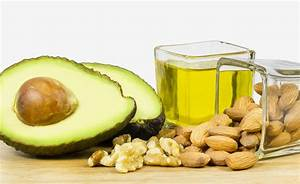 Top 5 Foods that Contain Healthy Fats - Keep Fit Kingdom