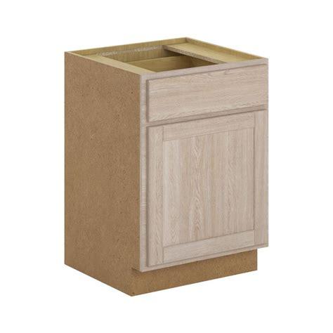 home depot cabinet wood hton bay assembled 24x34 5x24 in stratford oak base
