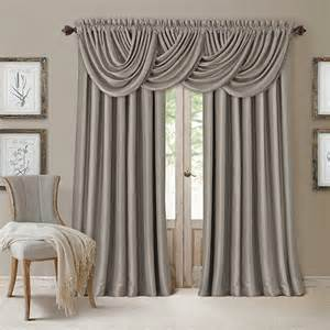 elrene all seasons blackout curtain panel boscov s