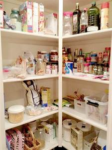corner pantry organization tips from a professional