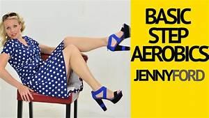 Beginner Step Aerobics Fitness Cardio Jenny Ford Fitya