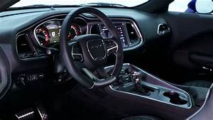 2019 Dodge Challenger Interiors - YouTube
