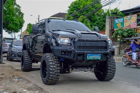 offroad reifen 17 zoll ford ranger 35 pouces offroad tuning tuning 2