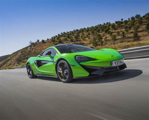 Review Mclaren 570s by Mclaren 570s Coupe 2016 Review Eurekar