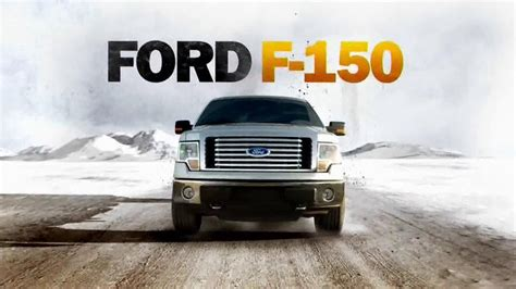 2012 Ford F-150 Tv Commercial, 'truck Of The Year'