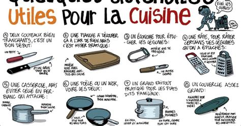 ustensiles de cuisine liste autour de la gastronomie quelques ustensiles utiles pour la cuisne bd