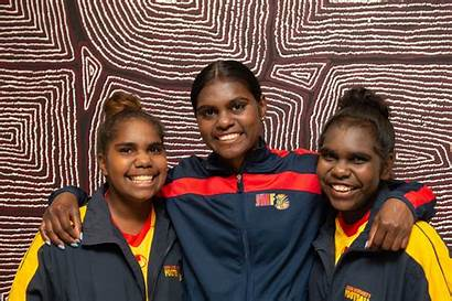 Football Indigenous Moriarty John Launches Campaign Week