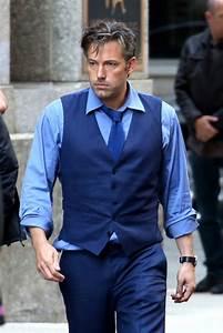 Hi-res images of Ben Affleck as Bruce Wayne.