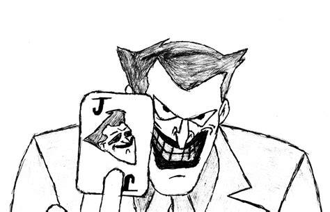 joker drawing  kizy  deviantart