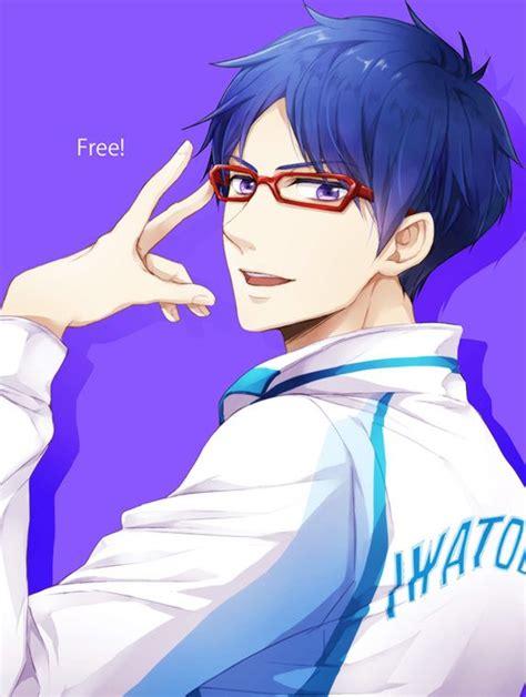 Free Iwatobi Swim Club Rei Free Iwatobi Rin Club