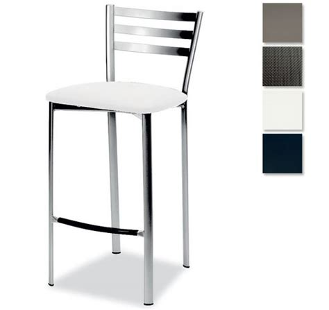chaise plan de travail tabourets mobalpa