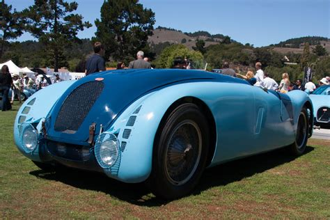 The bugatti type 571 and later variants (including the famous atlantic and atalante) was an entirely new design created by jean bugatti, son of founder ettore.2 type 57s were built from 1934 through. Bugatti Type 57 G Tank - 1936