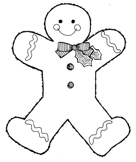 Free Gingerbread Man Clipart Download Free Clip Art Free