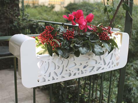 vasi da ringhiera fioriere per balconi hi fior