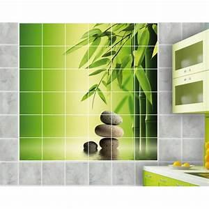 Castorama Alarme Maison : carrelage mural galet salle bain id e ~ Edinachiropracticcenter.com Idées de Décoration
