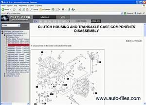Mazda 3 Tis  Repair Manuals Download  Wiring Diagram