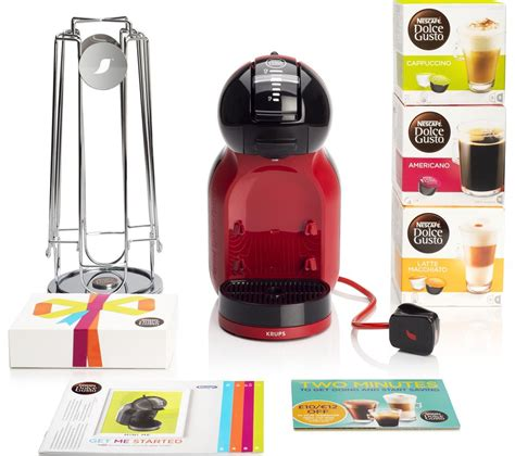dolce gusto mini me wassertank buy dolce gusto by krups mini me kp120bun drinks machine starter pack free delivery