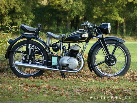 zündapp db 200 alltimers motorcycle classics
